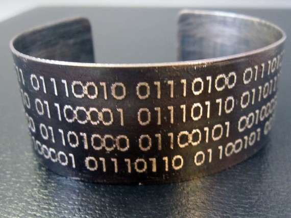 appalachian trail bracelet cuff
