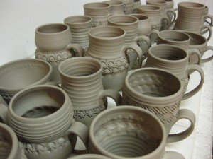 Gary Jackson-handled mugs 1