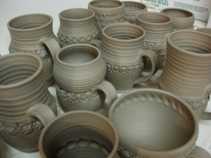 Gary Jackson-handled mugs 2