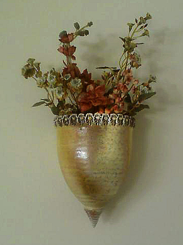 Wall vases for flowers - If