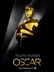 Oscars Poster 2011