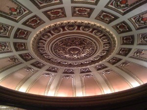 theater rotunda