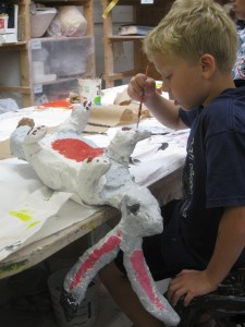 painting sculptures 4