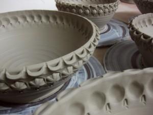 Gary Jackson-stamped bowls 3
