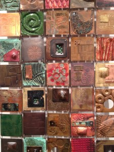 Sarah Chapman tiles