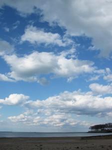 2.29.12 blue sky clouds