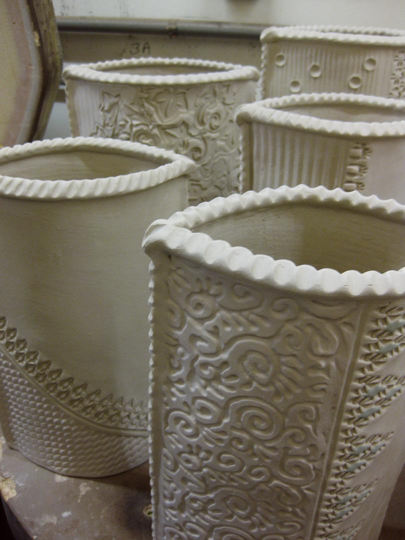 Gary jackson fire when ready pottery gary jackson textured slab vases 2 reviewsmspy