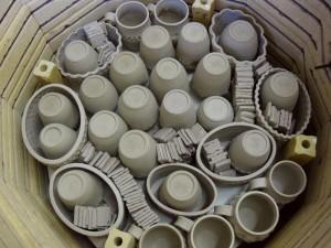 Gary Jackson-bisque kiln layer 2