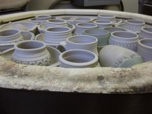 Gary Jackson-bisque kiln layer 5A