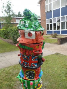 UK totem pole project 3
