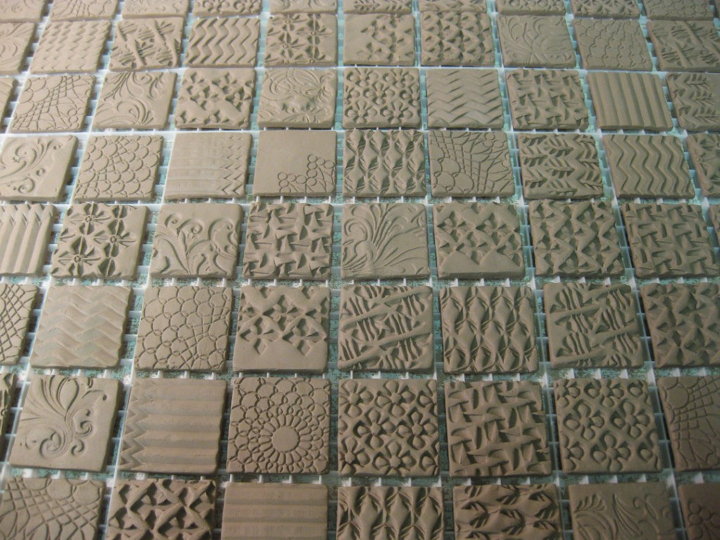Gary jackson fire when ready pottery - Textuur tiling wit ...