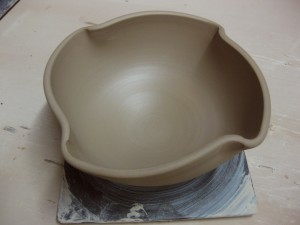 bowl demo - fluted