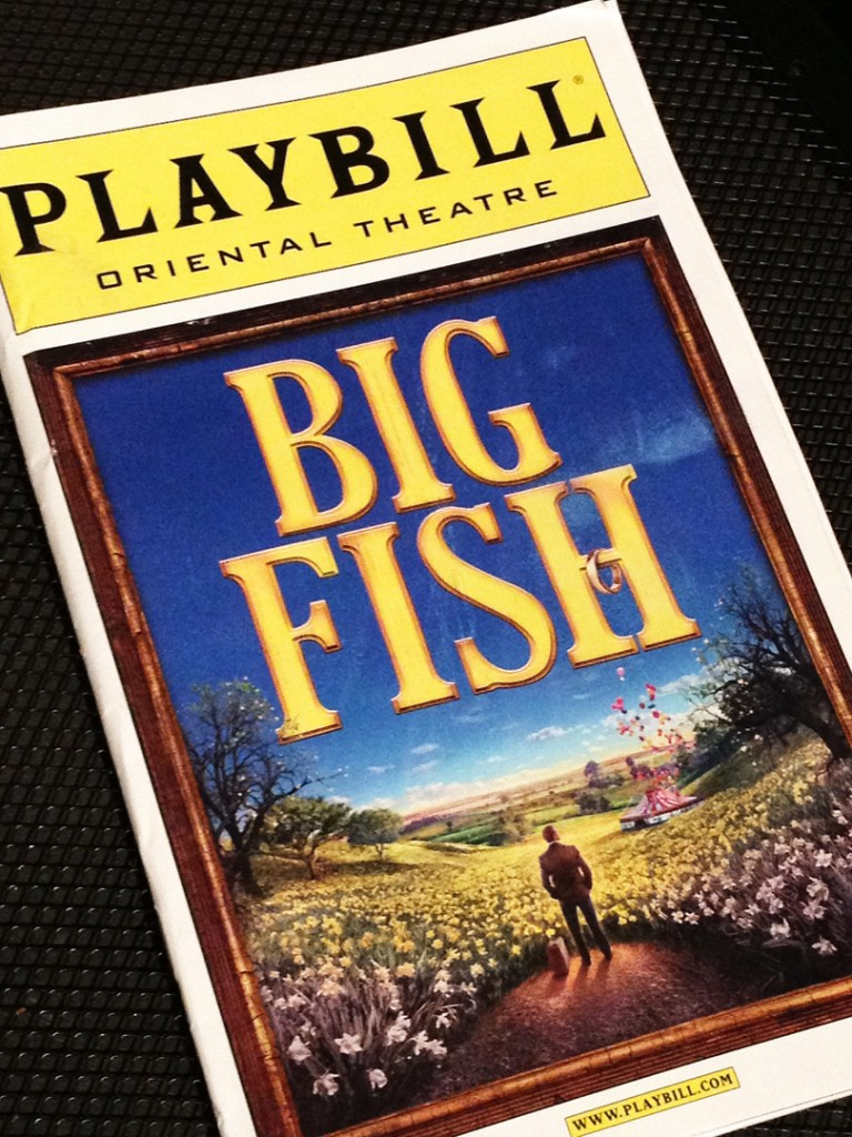Gary jackson fire when ready pottery for Big fish broadway