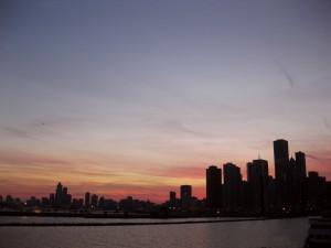 11.29.13 sunset