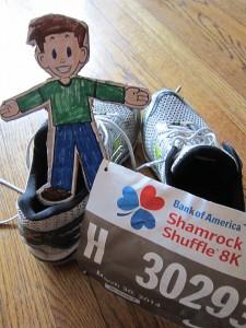 shamrock shuffle 41