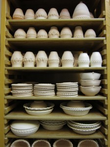 bisque shelves 1