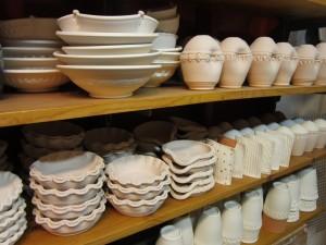 bisque shelves 2