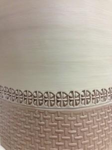 slab vase pattern 3