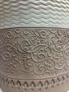 slab vase pattern 5