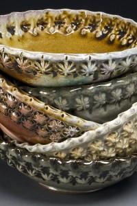 Gary Jackson-stacked bowls 2