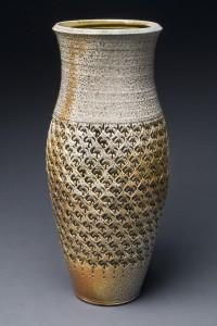 Gary Jackson-stamped vase 2