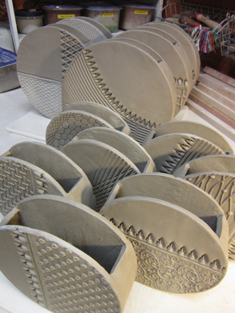 Slab Pottery Templates Ideas