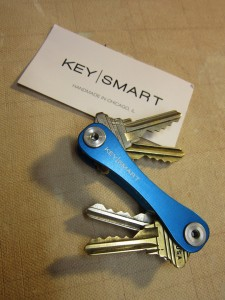 studio keys on KeySmart 2