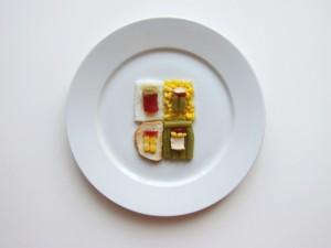 Andy Warhol THANKSGIVING DINNER