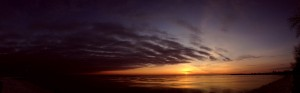 1.31.15 sunrise panorama