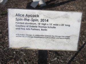 Alice Aycock A