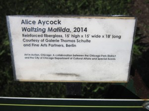 Alice Aycock C