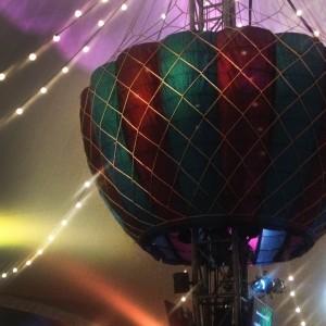 lobby hot air balloon