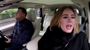 Adele carpool 4